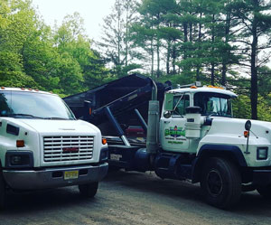 A Scarano Dumpster rental in Warren, NJ and surrounding cities.