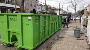 Dumpster rental in Plainfield, NJ - A Scarano