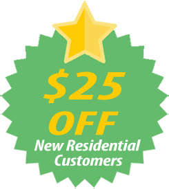 $25 off coupon for new residential dumpsters in Plainfield NJ